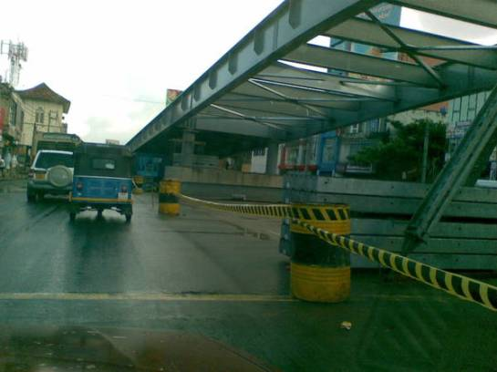 The dehiwala flyover